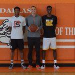 Kobe Wrice and Darius Watts reaching new levels