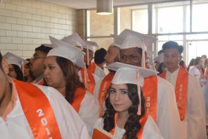 NDHS Graduation — the celebration with family, friends
