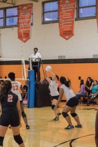 2015 0901 ND Vs Madison Volleyball