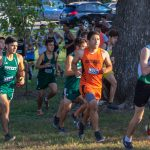 ND freshman runner takes second in  JV division