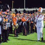 NDHS student profile: drum major Robert Jones