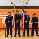 Student profile on Maria Garcia Montoya, JROTC battalion commander/cheerleader captain
