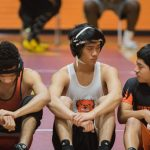 Bulldog wrestlers take first places at All-City Meet
