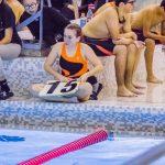Student profile: swimmer Helen Garcia