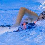 NDHS student profile: freshman swimmer Marielena Garcia