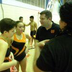 District results for ND swim team; regionals next