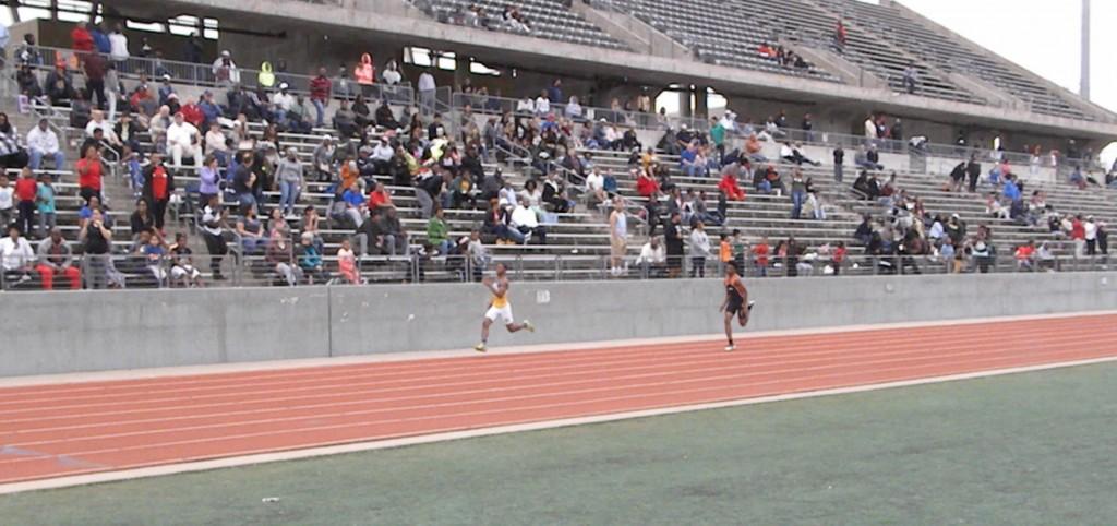 North Dallas track team earns medals at North Crowley meet