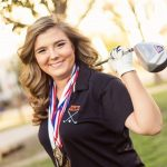 North Dallas senior Mary Kimber wins city golf title