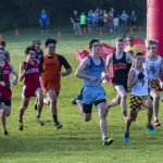 North Dallas cross country team pushes ahead