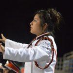 North Dallas High School band marches on
