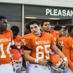 North Dallas student profile: lineman Lupe Llamas