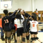 North Dallas girls volleyball team stops Bryan Adams