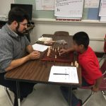 New North Dallas High chess team meets on Tuesday