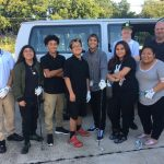 North Dallas golf team competes in tournament