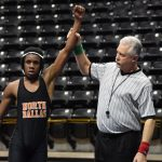 North Dallas wrestlers Pilar Pineda, Jeremiah Cooper off to good starts