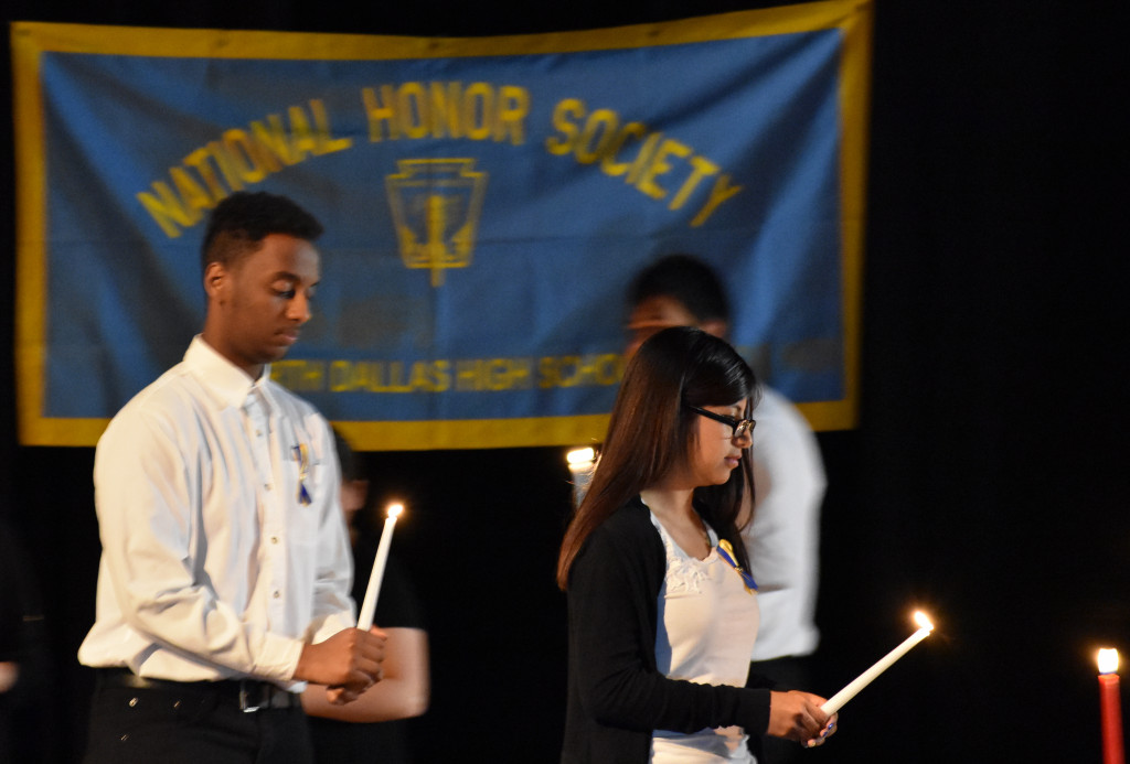 National Honor Society induction scheduled Thursday in North Dallas auditorium