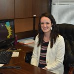 ND Principal Katherine Eska's message to students: 'Every day, every minute, and every decision counts'