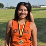ND cross country at Donald Evans — 9/7