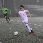 Bulldogs midfielder Sonnie Mathis earns district's Newcomer of the Year honors
