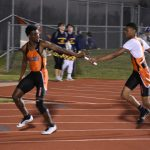 North Dallas track athletes qualify for Area meet