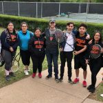North Dallas tennis team completes season at district tournament