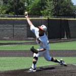 North Dallas pitchers strike out 16, allow only 2 hits in 9-0 playoff victory