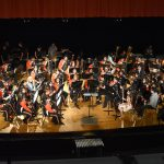 You're invited to the North Dallas Spring Concert on Thursday in auditorium