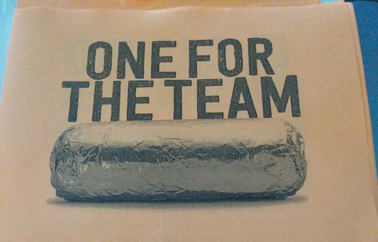 Support the Spence futsal team at fundraiser Saturday at Chipotle