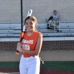 At 5-foot, Aileen Arias plays 'big' for Bulldogs softball team