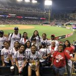 For North Dallas softball duo, first trip to Washington was a memorable one
