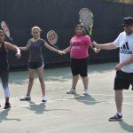 North Dallas' young players prepare for team tennis season