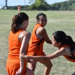 North Dallas runners go 'ninja' at cross country meet