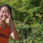 With big sister off to college, North Dallas' Tina Nguyen finding her way in cross country