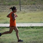 North Dallas cross country runners compete at Lake Highlands meet