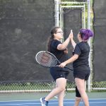 North Dallas tennis team is 'progressing,' raises record to 2-0