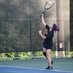 North Dallas tennis team takes on Melissa in first round of team tennis playoffs