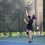 North Dallas tennis team takes on Melissa in first round of team tennis playoffs