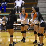 North Dallas volleyball team rallies in third set to beat Carter