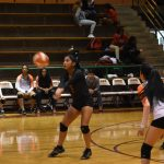 North Dallas volleyball team faces Hillcrest in 12-4A matchup