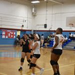 North Dallas volleyball teams open second half of district play tonight