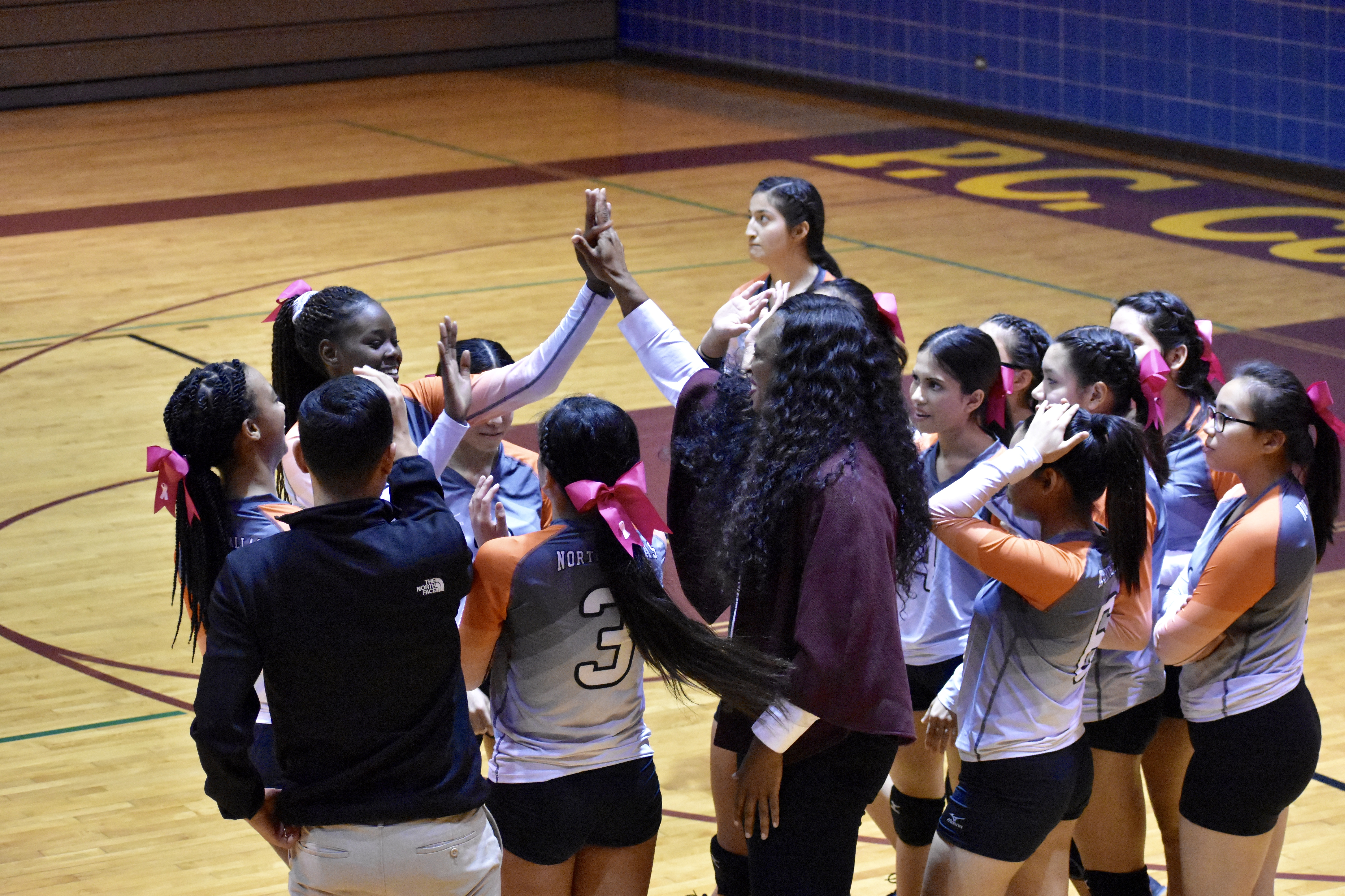 Lady Bulldogs find the winning combination at right time, playoffs are in sight