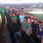 North Dallas, Spence soccer players attend Sidekicks game