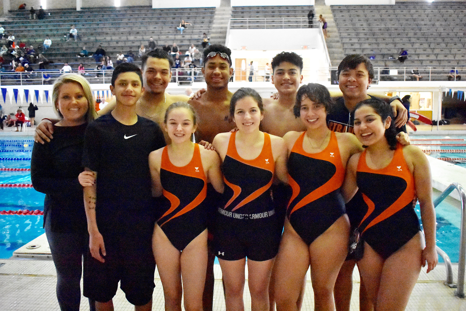 North Dallas sending boys, girls relay teams to regionals: 'We're going to regionals!'