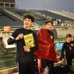 Playing mutiple sports helped North Dallas captain Celis Ordonez excel on soccer field