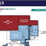 North Dallas' $46.5 million in renovations began with Prinicipal Katherine Eska's presentations and conversations