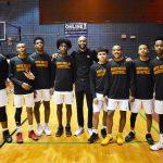 Photo gallery: North Dallas varsity boys basketball team vs. Pinkston — Feb. 5, 2019
