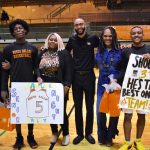 Three North Dallas basketball seniors honored: 'We're going to miss them'