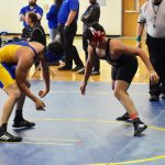 Photo gallery: North Dallas wrestling team at 7-5A District Meet — Feb. 7-8, 2019
