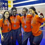 North Dallas sending four girls to regional wrestling meet this week
