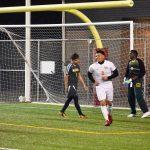 Even goalkeeper Mauro Rincon scored in North Dallas' 22-0 win